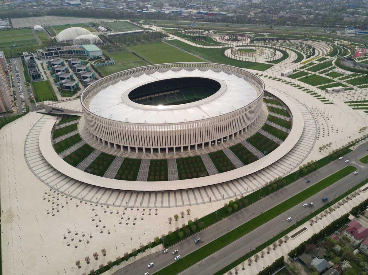 артиста очень новый стадион в краснодаре картинки вузах россии обучается